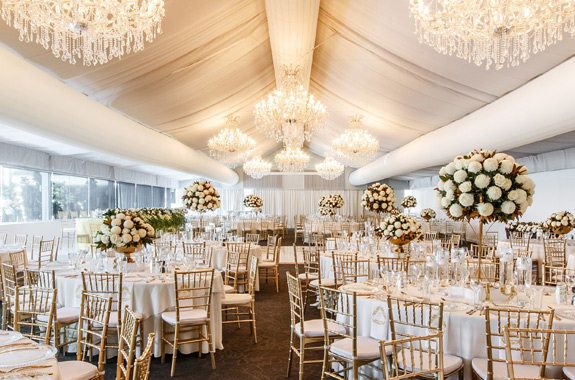 How to Plan a Wedding Reception