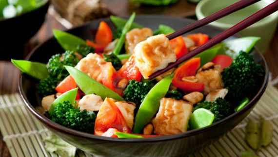 The 11 Healthiest Options at Chinese Restaurants